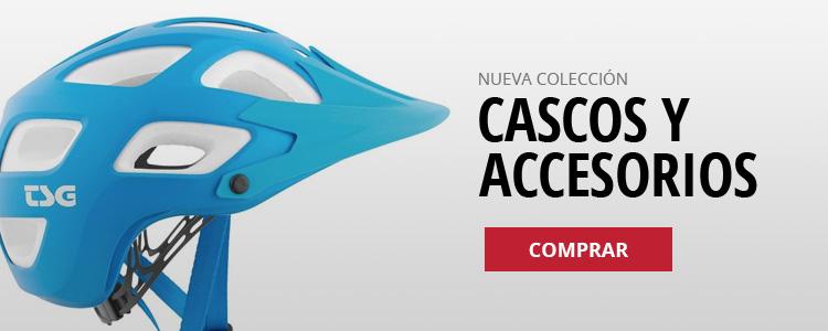 Perubike - cascos TSG y accesorios - fundas