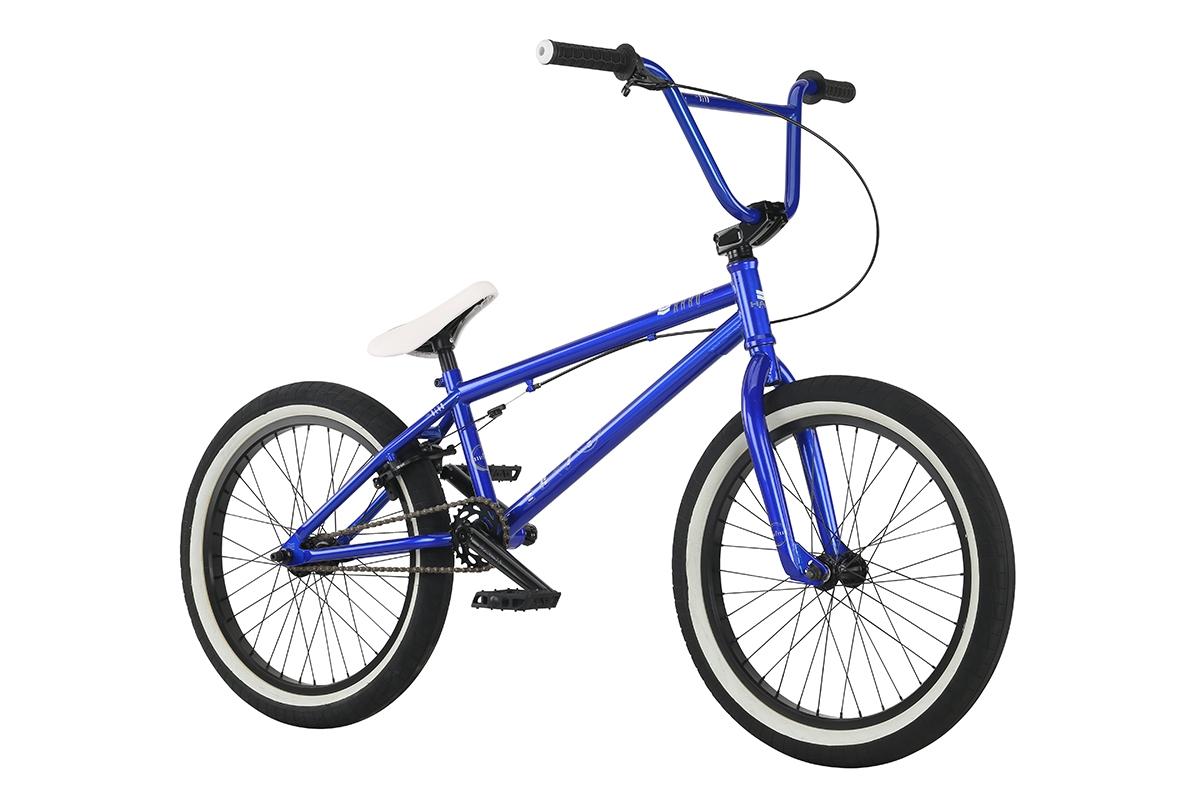 H-B20Bicicleta Haro BMX Boulevard azul