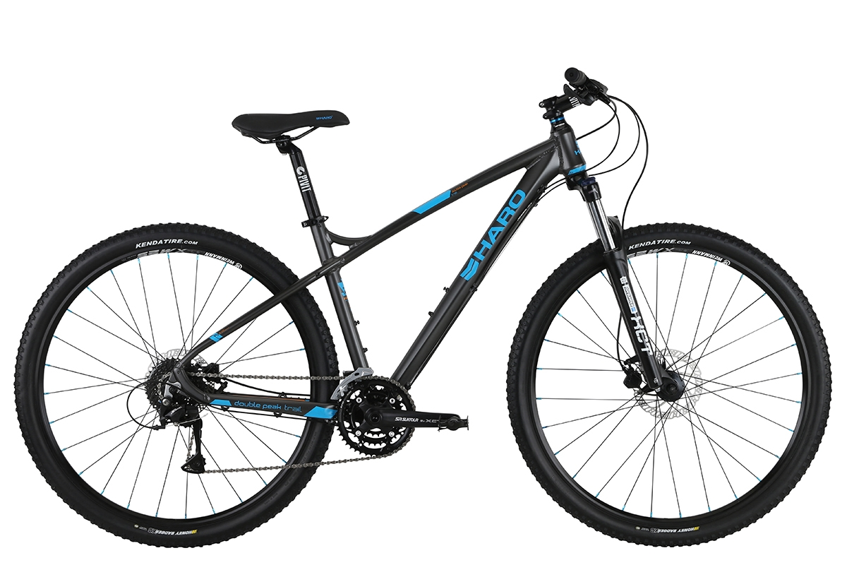 Bicicleta Haro Double Peak Trail 29