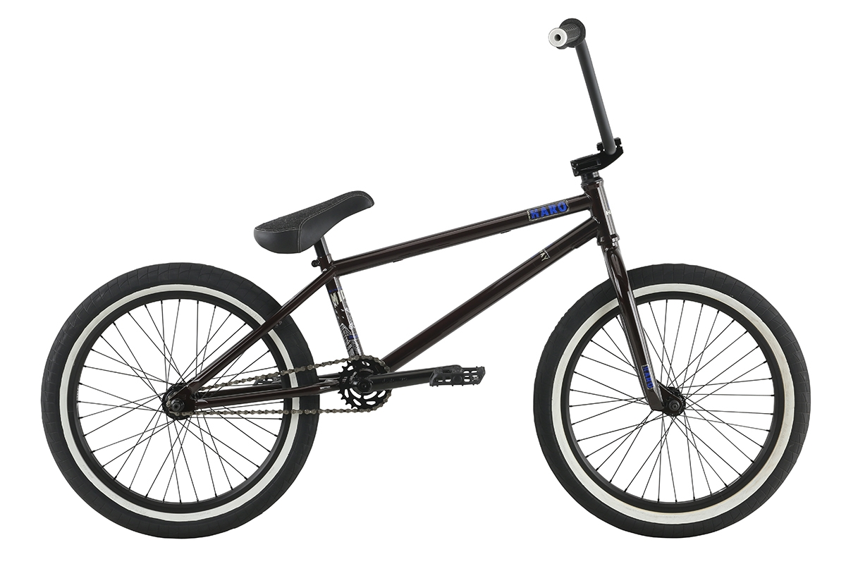 Bicicleta Haro BMX Midway Chrome