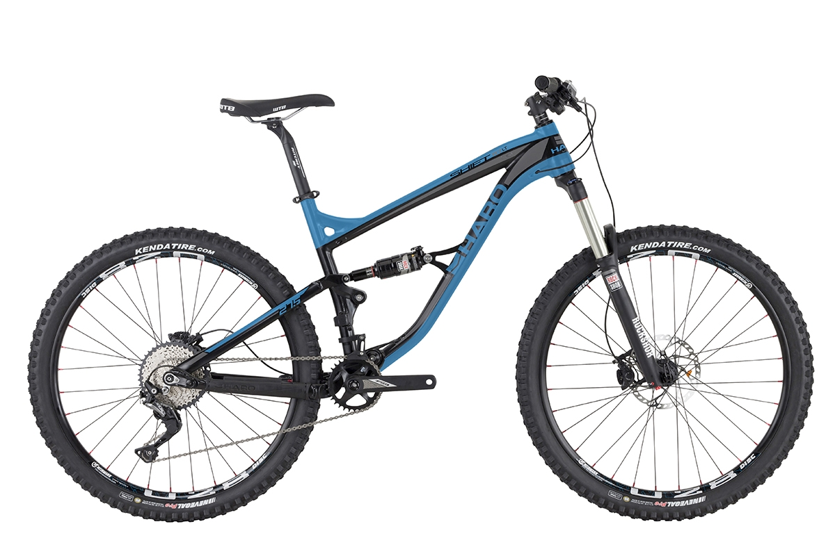 Bicicleta Haro Shift R7 LT